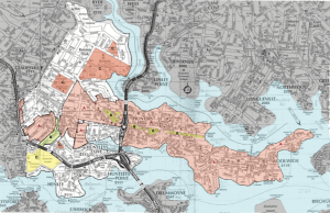 Hunters Hill Conservation Areas