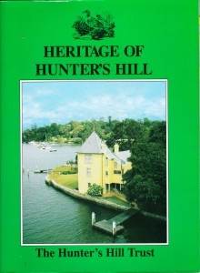 The Heritage of Hunters Hill - Green Book