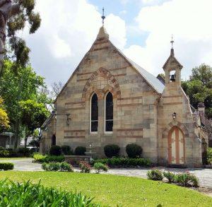 Alexandra and Ferdinand Streets Congregational Church