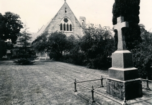 ALL SAINTS CHURCH OF ENGLAND