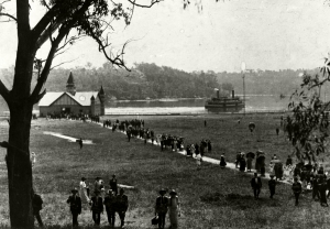 Avenue Picnic Grounds circa 1915