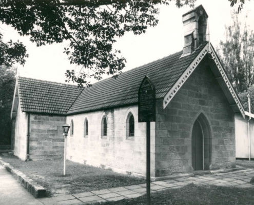 Figtree Road St Marks Anglican Church