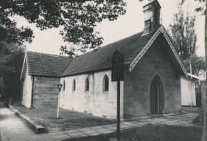 St. Mark's Church, Figtree Road