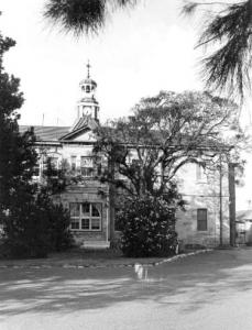 Gladesville Hospital Clocktower