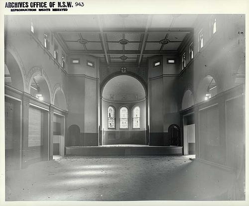 Gladesville Hospital Interior 1883