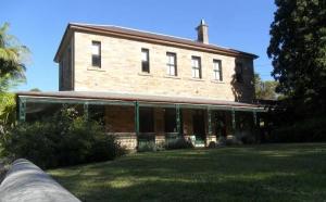 Gladesville Hospital - Superintendent's House