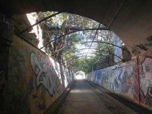 Gladesville Hospital - Tunnel under Victoria Road