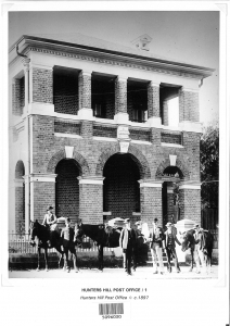 HH Post Office c1897