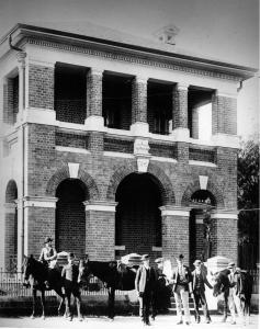 Hunters Hill Post Office c1897