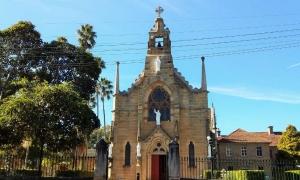 VILLA MARIA CHURCH AND MONASTERY - Mary Street