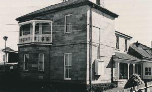 DUNHAM HOUSE, 2 Massey Street