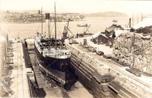 Morts Dock