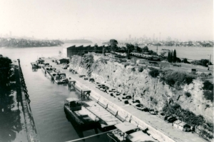 Clarke's Point Woolwich Dock