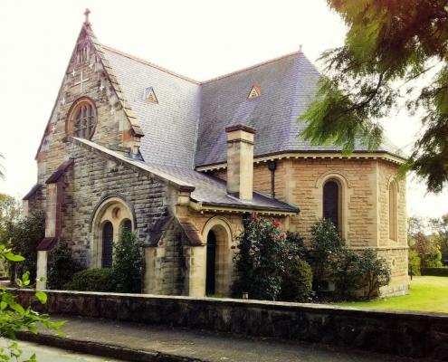 St Peter Chanel Church Futuna Street