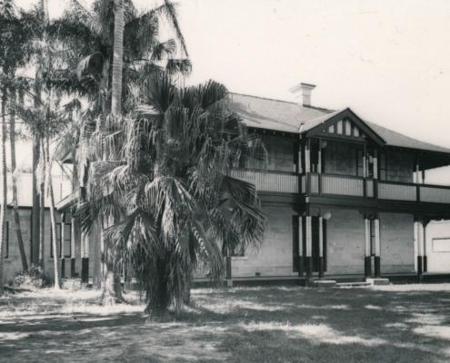 Eulbertie Stanley Road