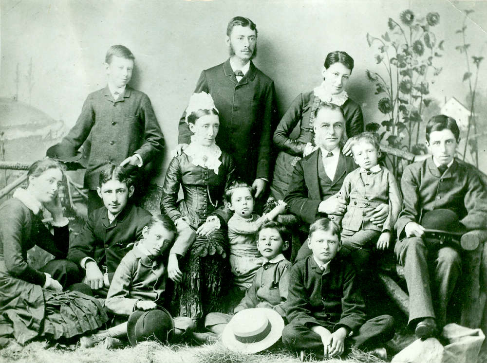 The Jeanneret family